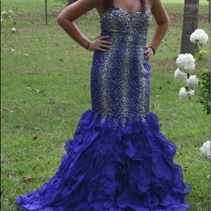 Prom, pageant dress